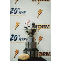 United Bowl trophy