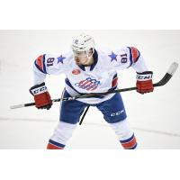 Rochester Americans forward Brett Murray