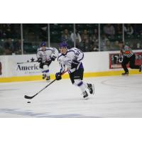 Mitchell Miller of the Tri-City Storm