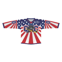 Quad City Storm Made in America jersey