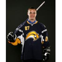 T.J. Brennan with the Buffalo Sabres