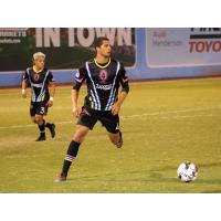Gabe Robinson of Las Vegas Lights FC leads USL Championship with 180 clearances
