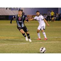 Christian Torres became the first player to surpass the 4,000 minute mark for Las Vegas Lights FC
