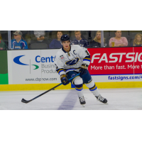 Ryan Sullivan of the Sioux Falls Stampede