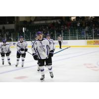 Matthew Knies and the Tri-City Storm