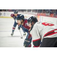 Tulsa Oilers face off with the Rapid City Rush