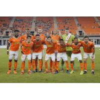 Rio Grande Valley FC Toros prior to their season finale