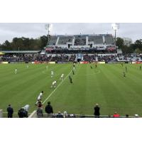 North Carolina Courage vs. Reign FC in the 2019 NWSL playoffs