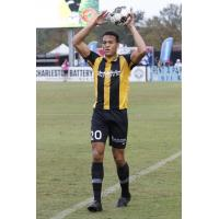 Charleston Battery defender AJ Paterson