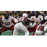 Jacksonville Sharks nose guard Jonathan Taylor Returns to Sharks