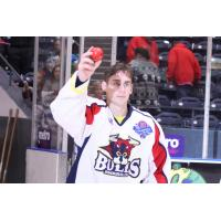 Amarillo Bulls forward Matt Allen