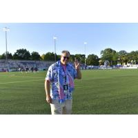 Forward Madison FC Managing Director Peter Wilt