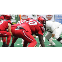 Jacksonville Sharks offensive lineman Mike Williams