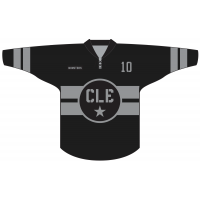 Cleveland Monsters Military Appreciation Night jersey