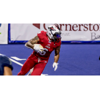 Jacksonville Sharks wide receiver Kamrin Solomon