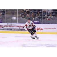 Amarillo Bulls forward Jonathan Young