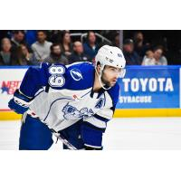 Syracuse Crunch forward Cory Conacher