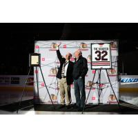 Portland Winterhawks honor Dean