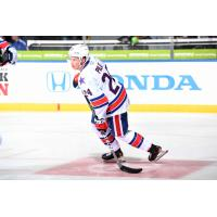 Rochester Americans defenseman Lawrence Pilut