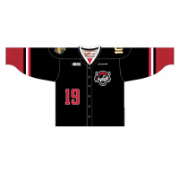 Erie Otters' Erie SeaWolves jersey