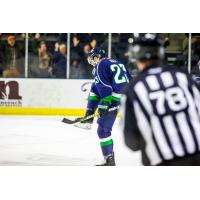 Maine Mariners forward Alex Kile
