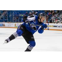 Saint John Sea Dogs defenceman Jeremie Poirier