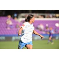 Sam Kerr of the Chicago Red Stars