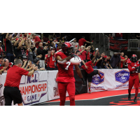 Jacksonville Sharks wide receiver Chris Gilchrist