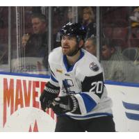 Wichita Thunder defenseman Patrik Parkkonen