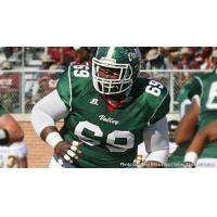 offensive lineman Melvin Owens with Mississippi Valley State