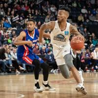 Halifax Hurricanes guard Joel Kindred