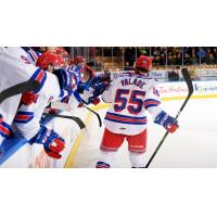 Reid Valade and the Kitchener Rangers
