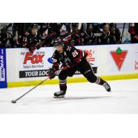 Niagara IceDogs centre Ryan Smith