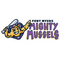 Fort Myers Mighty Mussels logo