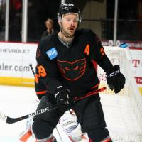 Lehigh Valley Phantoms co-captain Nate Prosser