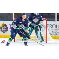 Cade McNelly of the Seattle Thunderbirds