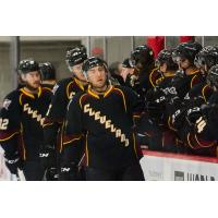 Cleveland Monsters lineup to offer congratulations