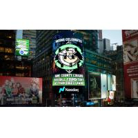 Kane County Cougars Baseball Foundation honored in Times Square