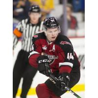 Bowen Byram of the Vancouver Giants