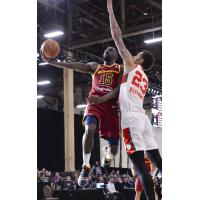 Sir'Dominic Pointer of the Canton Charge vs. the Maine Red Claws