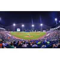 NBT Bank Stadium, home of the Syracuse Mets