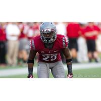 Daquawn Brown with Washington State University