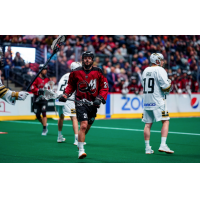Colorado Mammoth forward Jacob Ruest