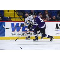 Wheeling Nailers vs. the Reading Royals