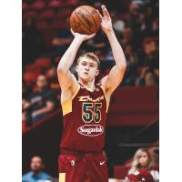 Canton Charge guard J.P. Macura
