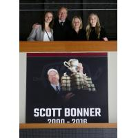 Vancouver Giants add former General Manager Scott Bonner to their Wall of Honour