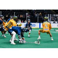 Lyle Thompson of the Georgia vs. the New York Riptide