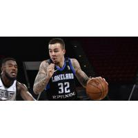 Guard Gabe York with the Lakeland Magic