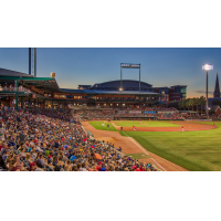 121 Financial Ballpark, home of the Jacksonville Jumbo Shrimp