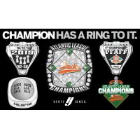Long Island Ducks Championship Ring design